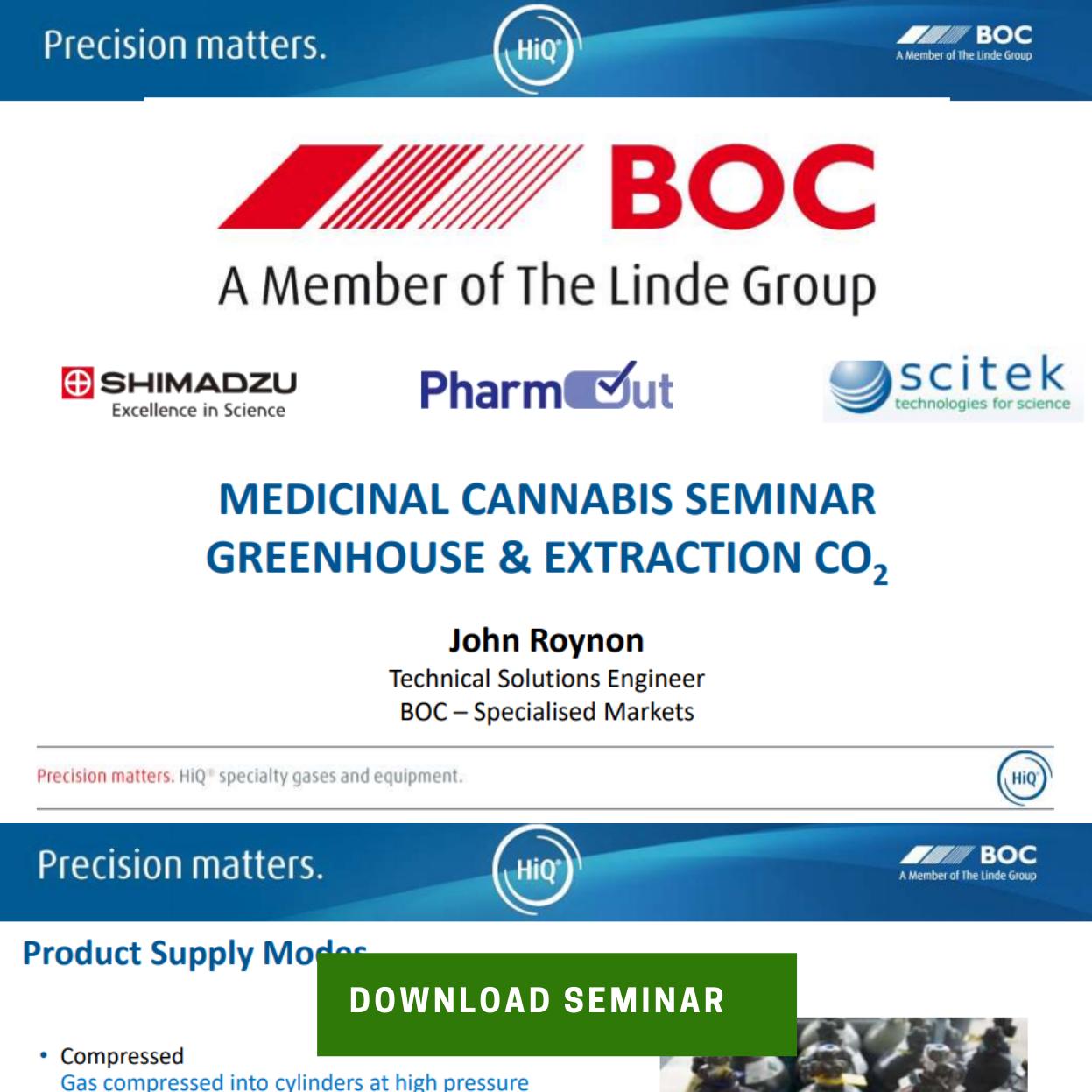 BOC Seminar