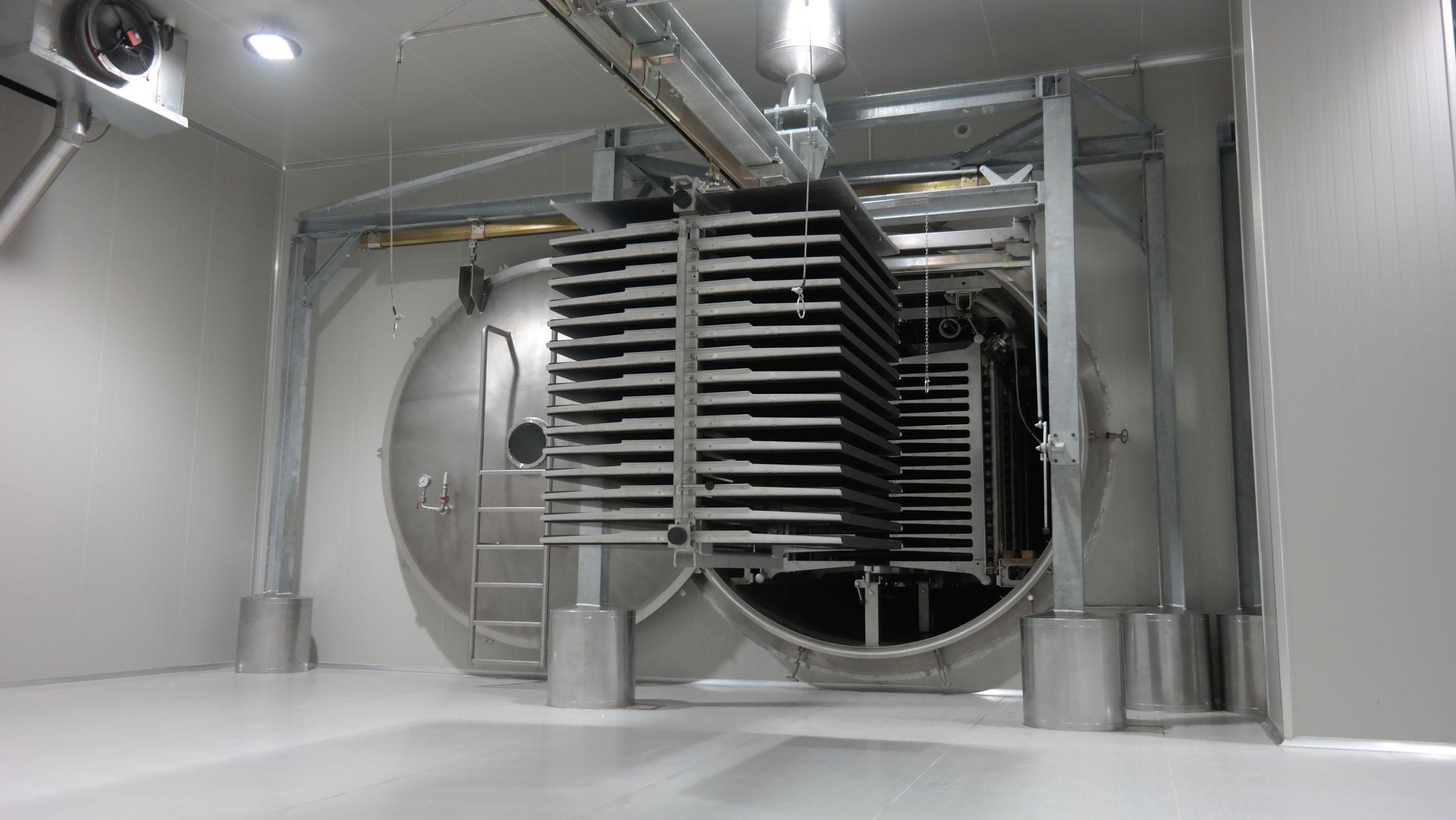Vacuum Drying
